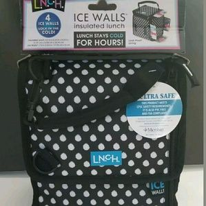 NWT LNCH lunch bag